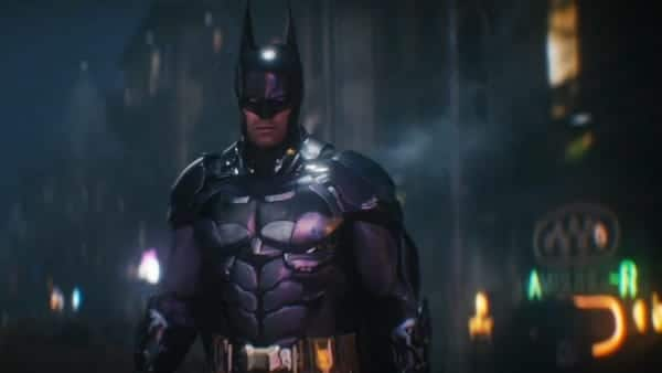 Batman: Arkham Knight - Render-Bilder