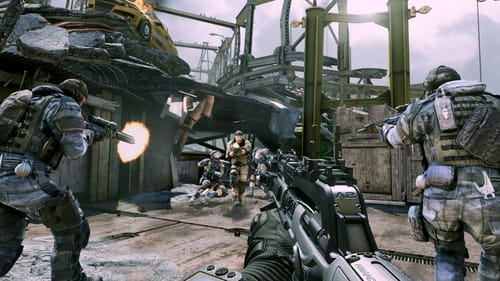 call of D Ghost