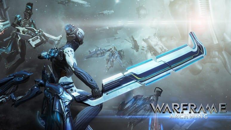 Warframe_Archwing