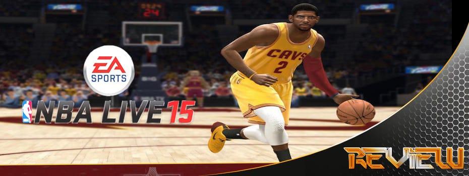 NBA 2015 Live Banner