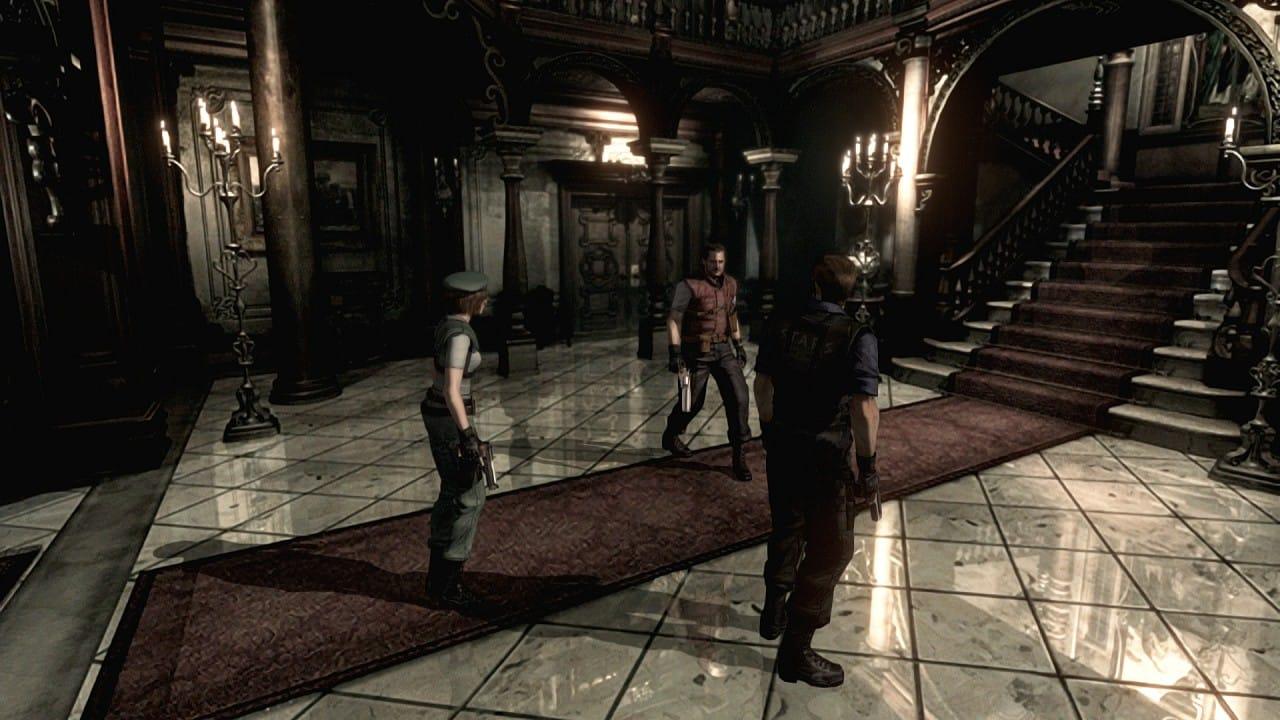 Resident Evil HD Remaster 3