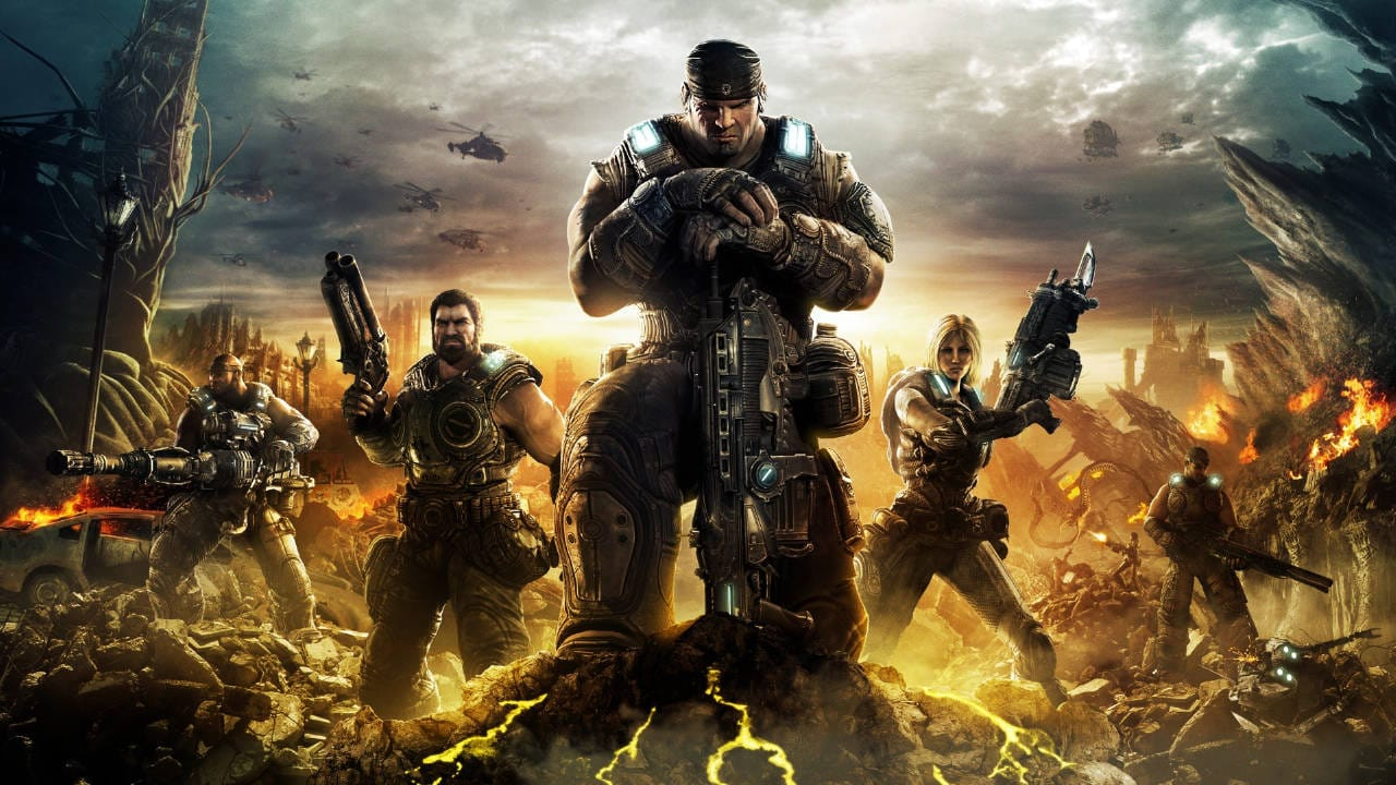 Gears of War Banner1