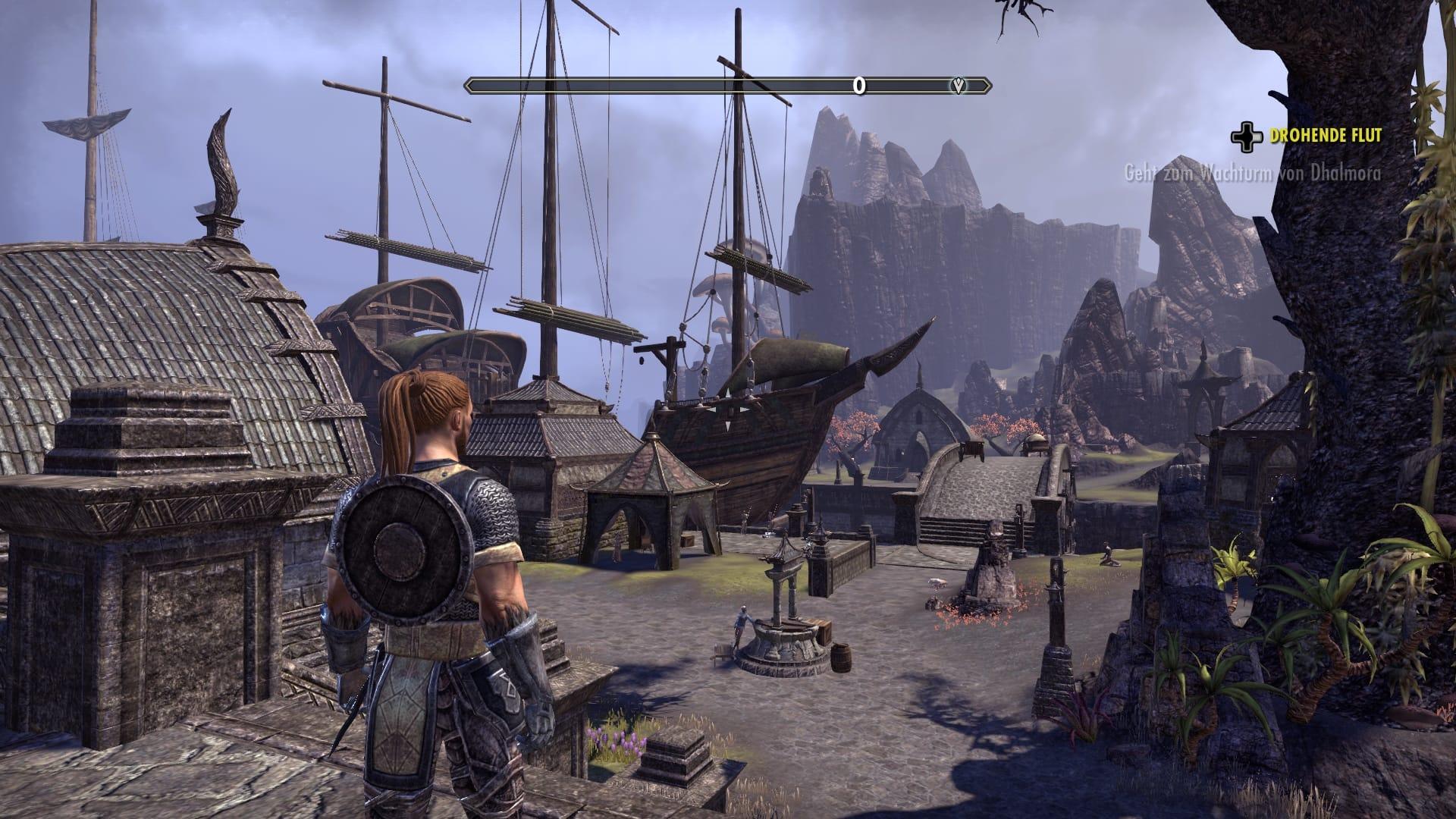 The Elder Scrolls Online Tamriel Unlimited Screenshot1
