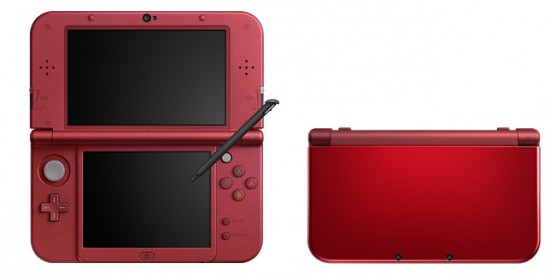 New 3DS Metallic Red 04