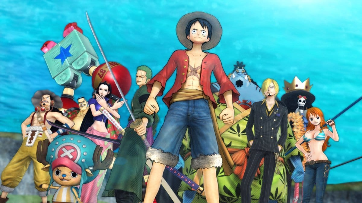 One Piece Pirate Warriors 3 - 1