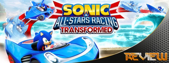 sonic all star racing transformed