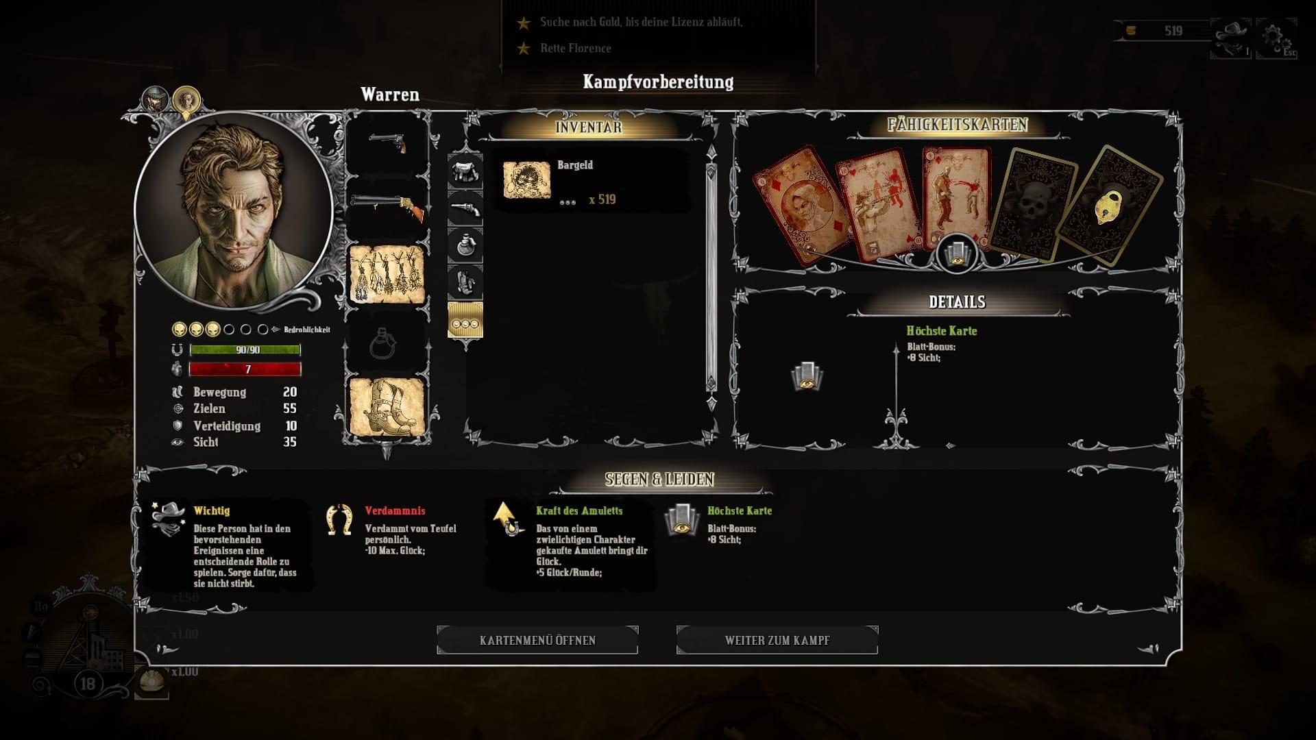 Hard West Screenshot2