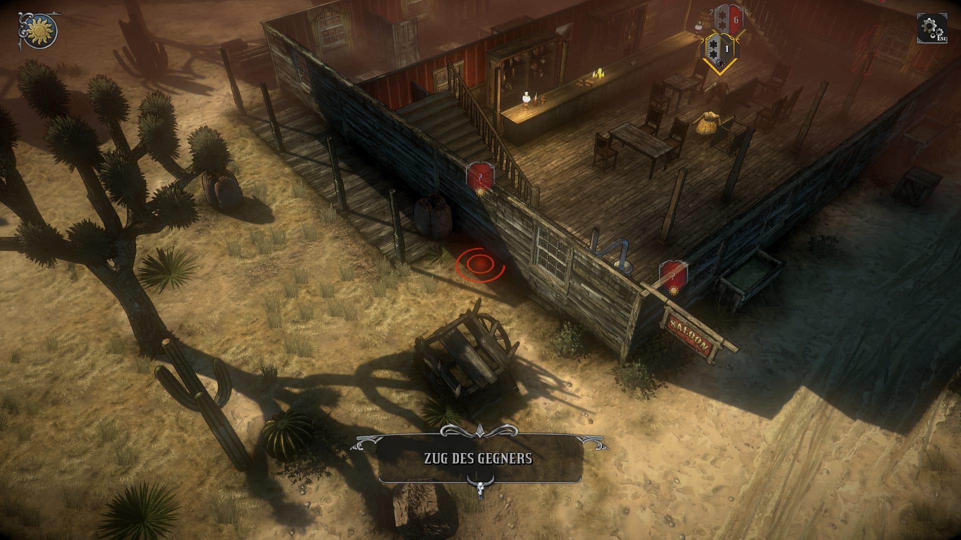 Hard West Screenshot3