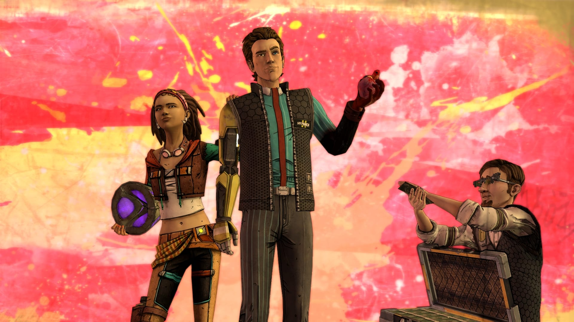 Tales from the Borderlands Screenshot3