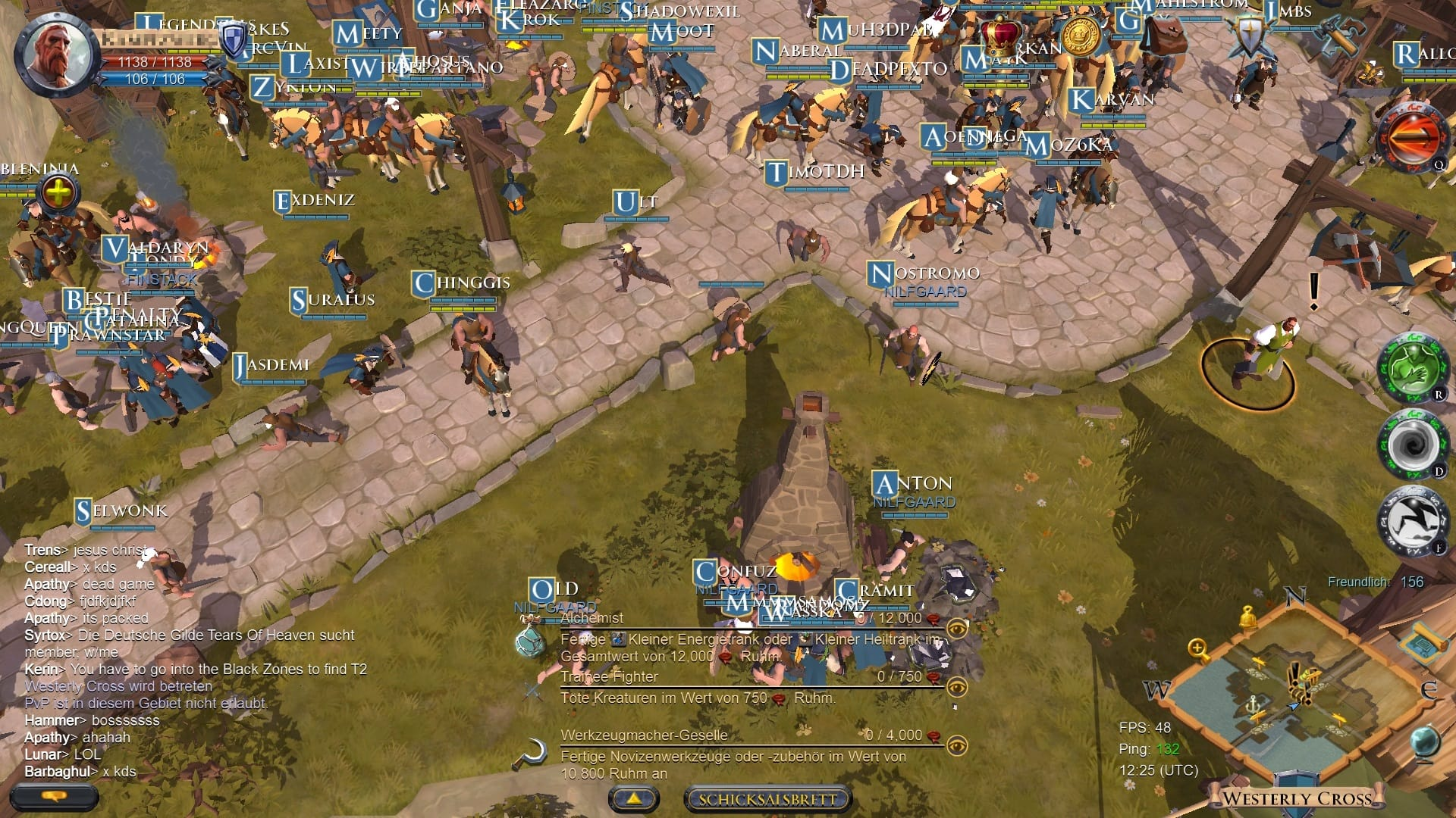 Albion Online Beta Screenshot1