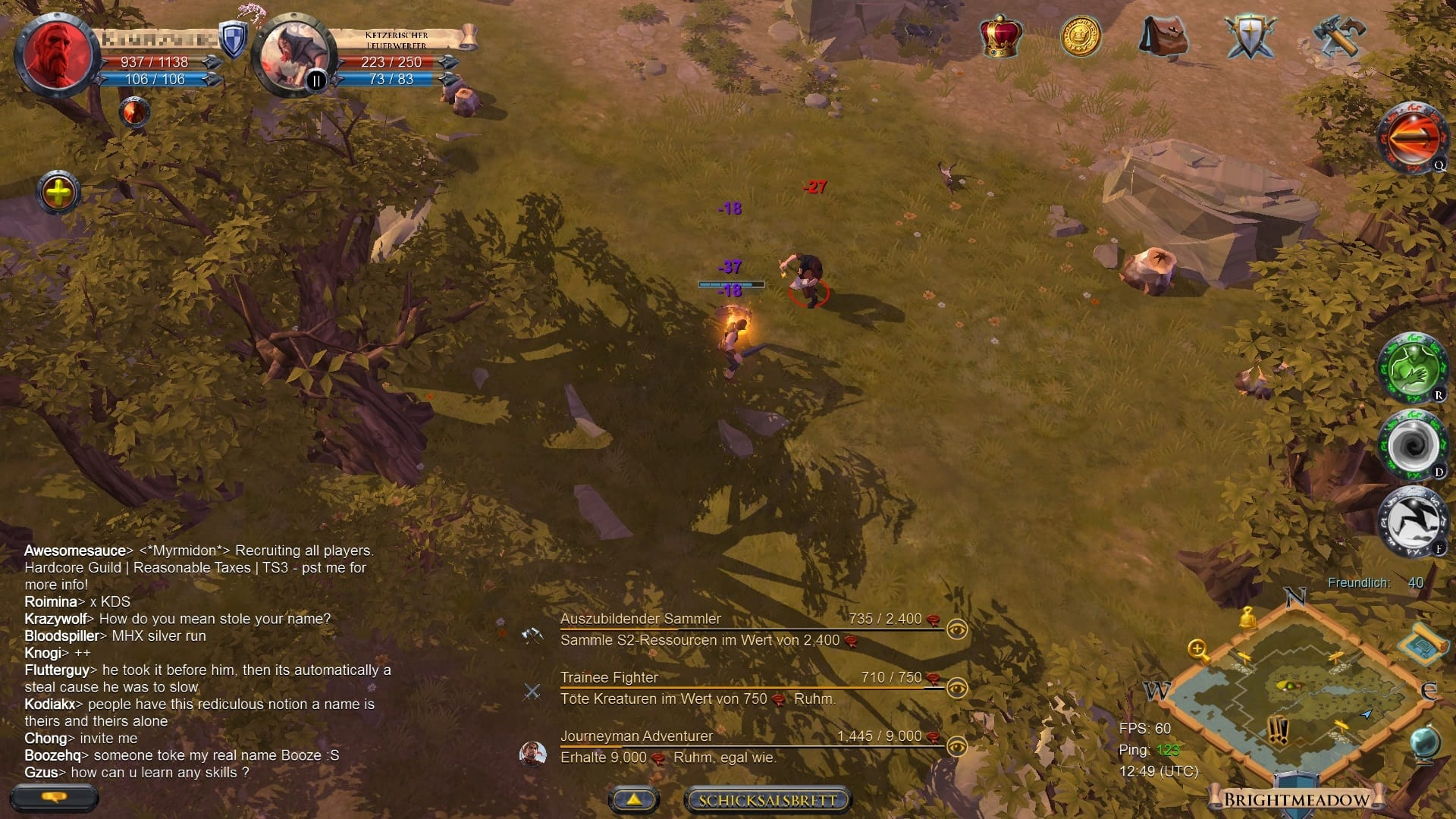 Albion Online Beta Screenshot2