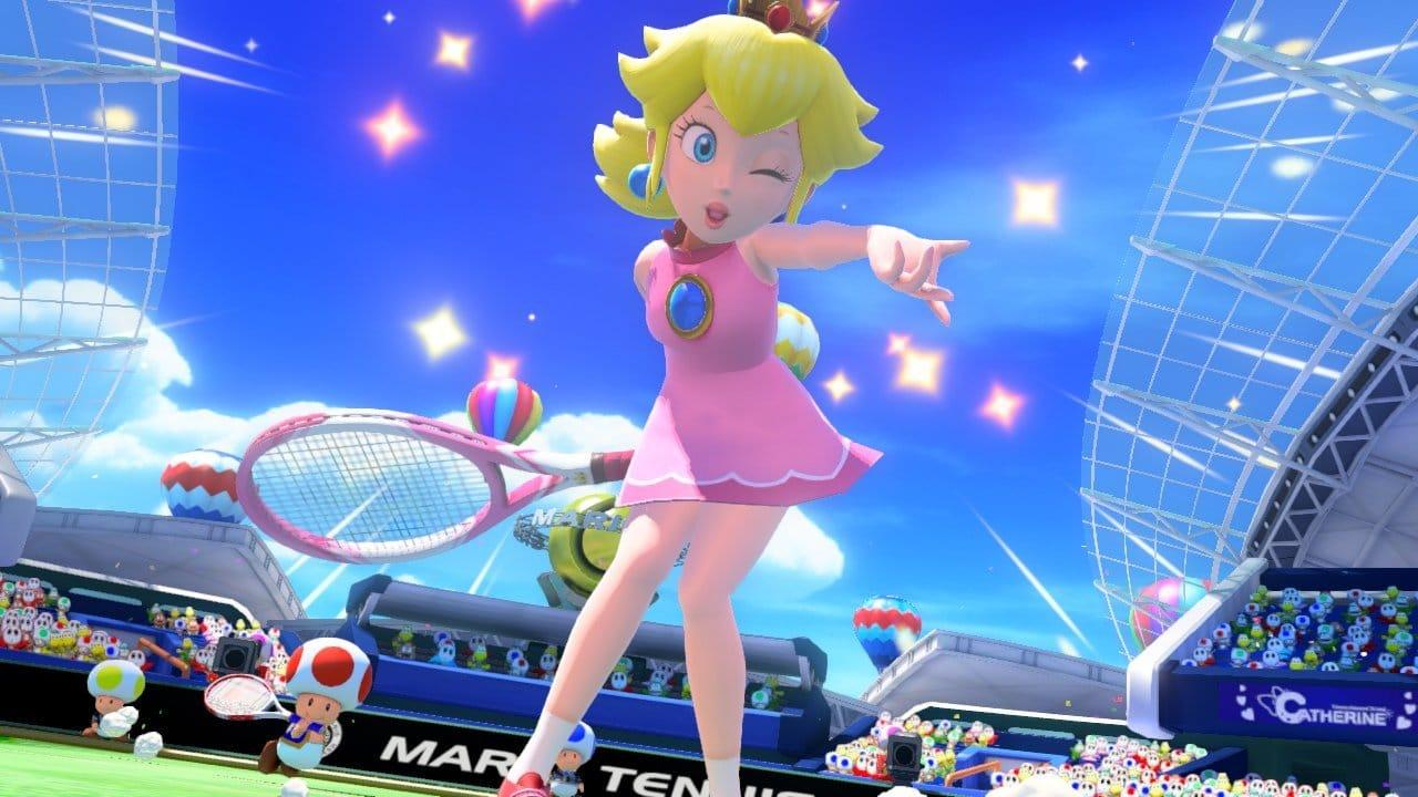 Mario Tennis 3