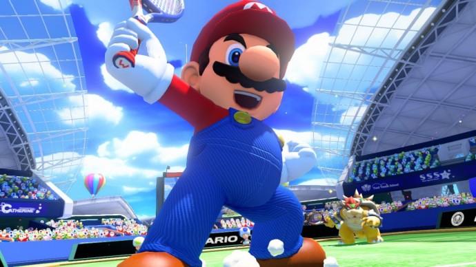 Mario tennis 9
