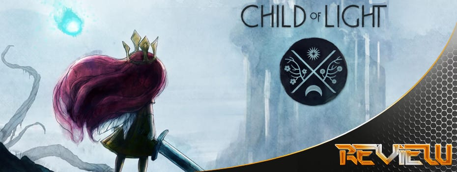 Child of Light REVIEW | GAMECONTRAST