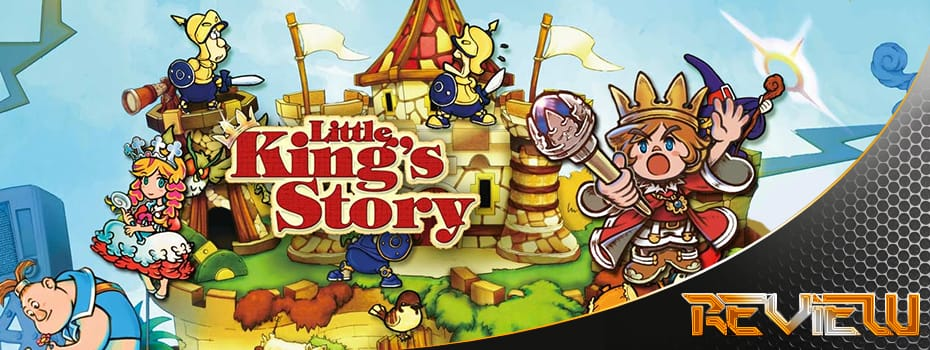 the little kings story banner