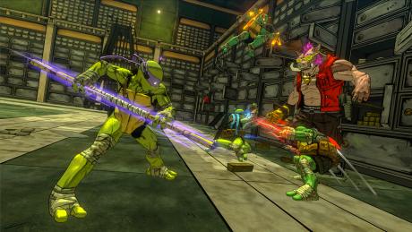 Teenage Mutant Ninja Turtles™ Mutanten in Manhattan (7)