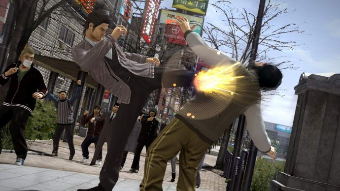Yakuza 5 Review 5