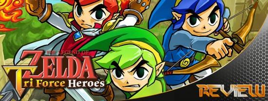 zelda triforce heroes banner