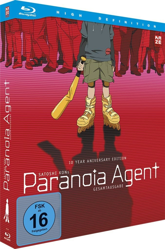 paranoia agent bluray