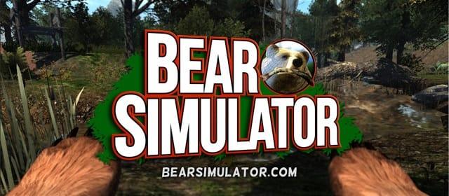 Bear Simulator Banner