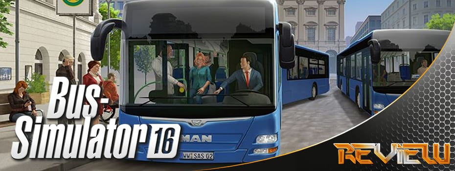 Bus-Simulator 16 banner