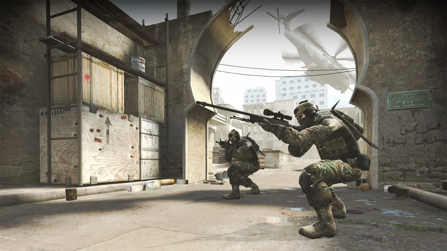Counter-Strike Global Offensive News