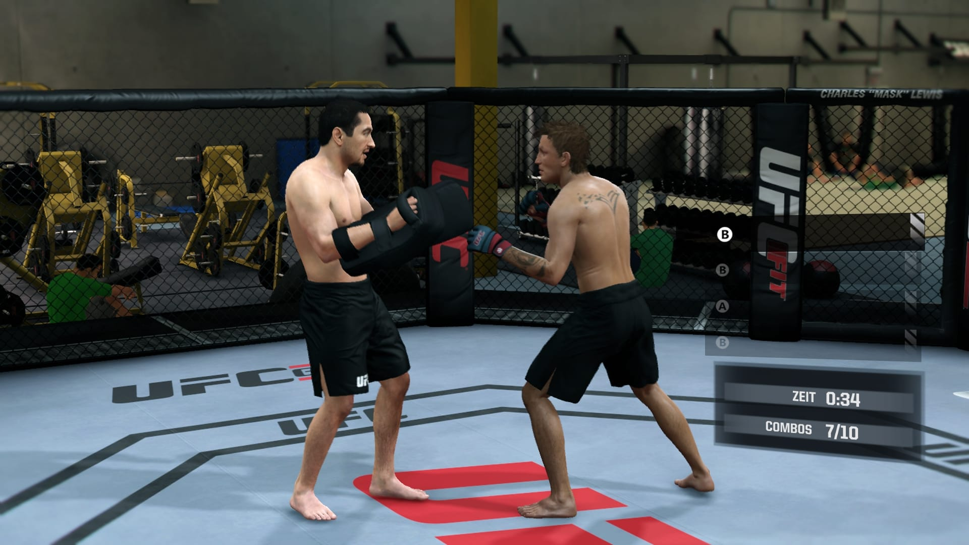 EA Sports UFC Screenshot7