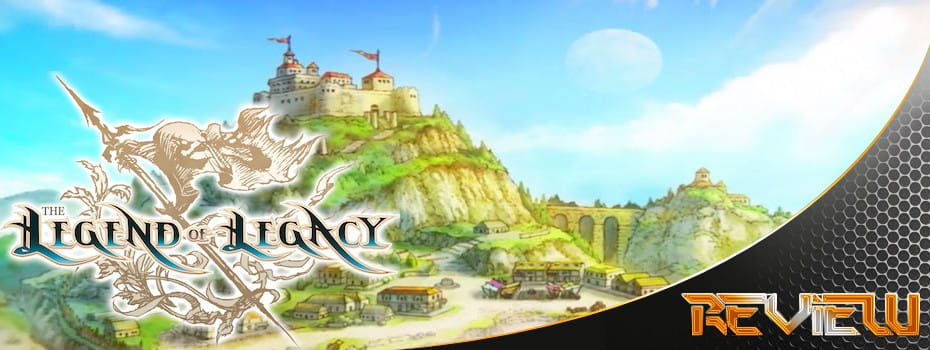 Legend of Legacy Banner