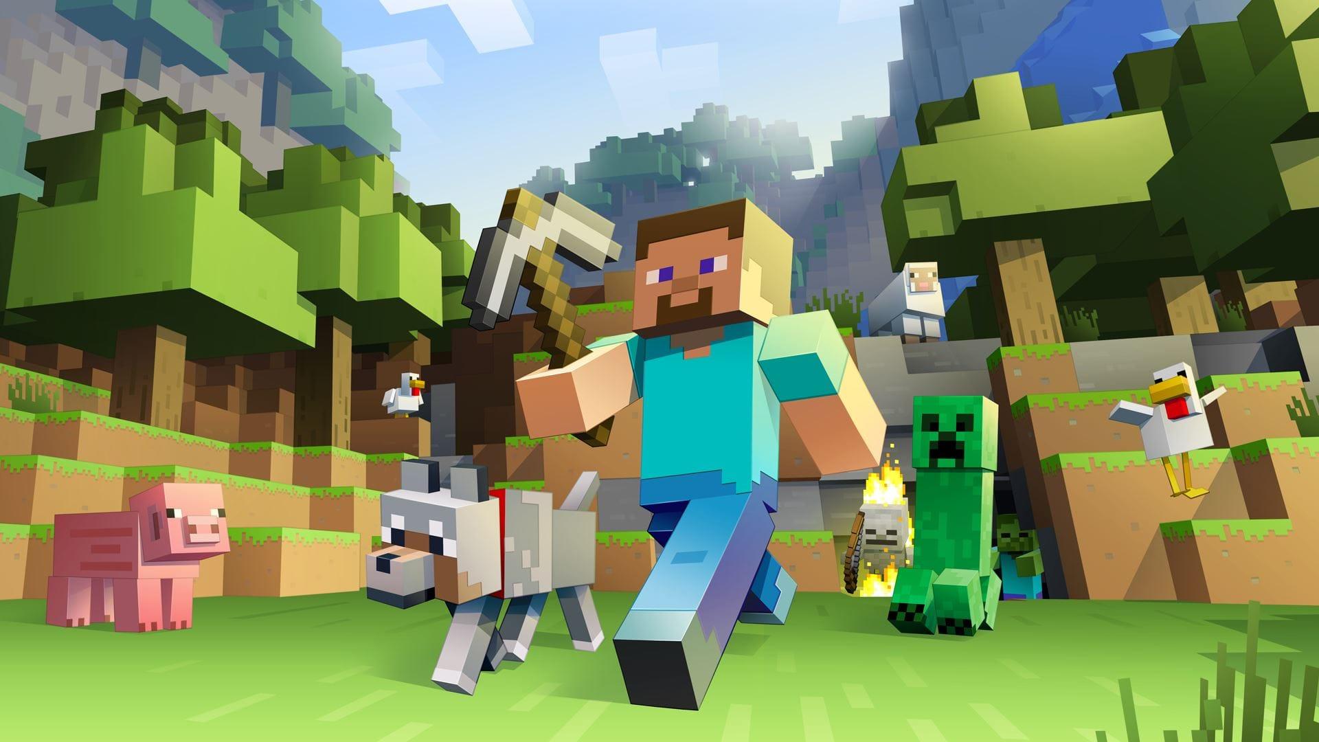 Minecraft News Bild