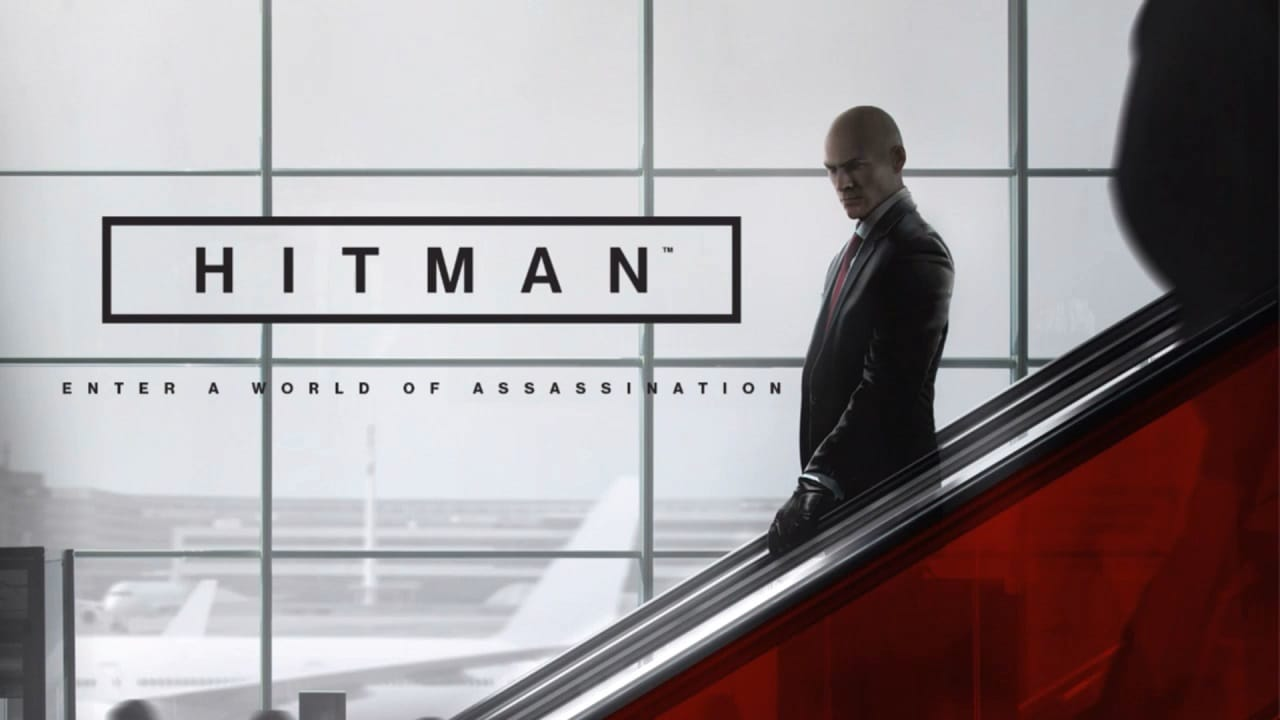 New Hitman News Banner