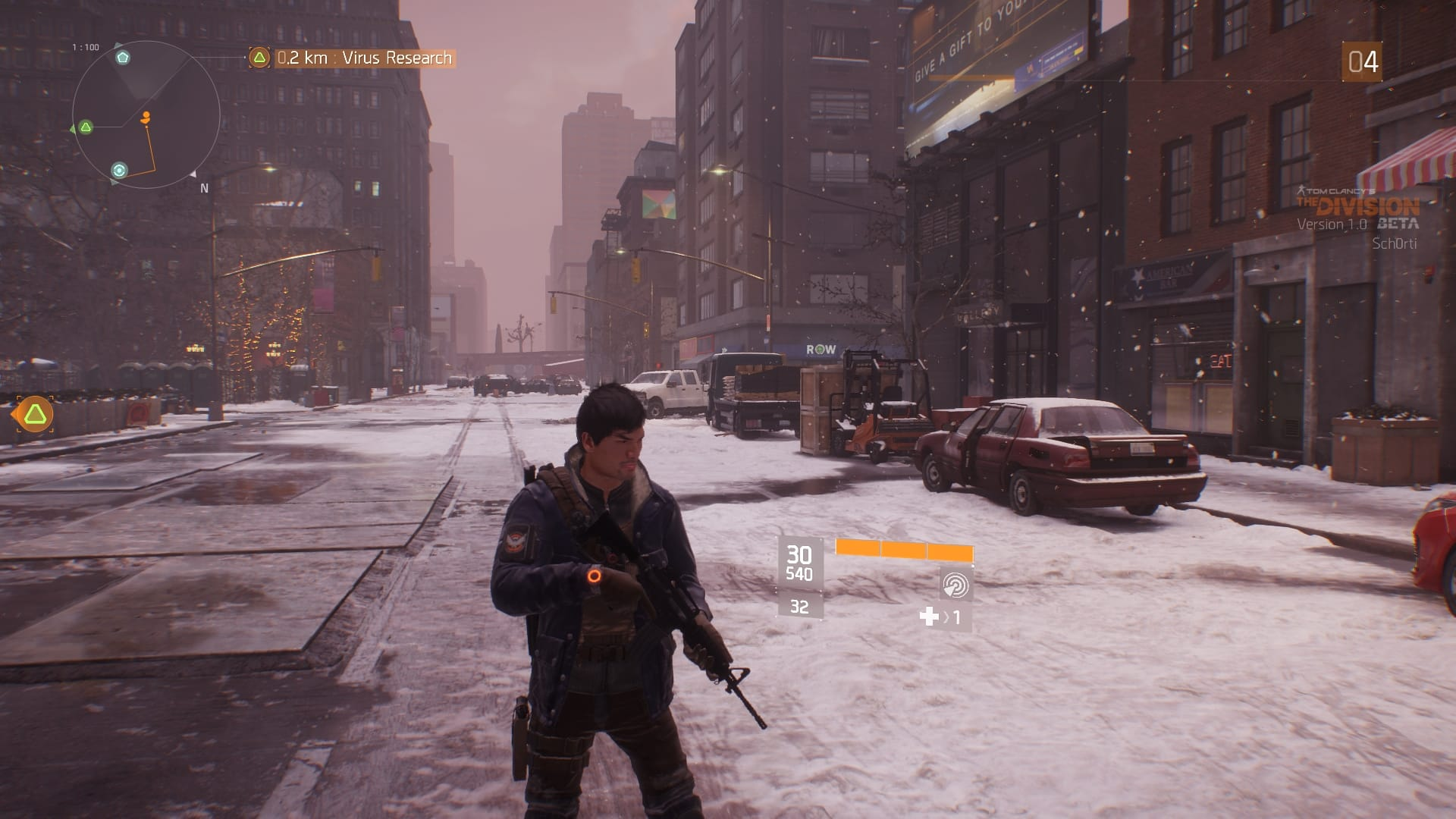 Tom Clancy's The Division Beta Screenshot2