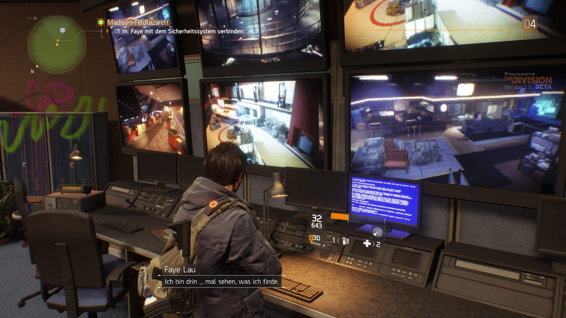 Tom Clancy's The Division Beta Screenshot3