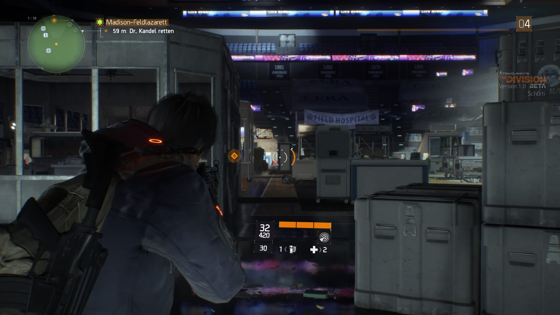 Tom Clancy's The Division Beta Screenshot4