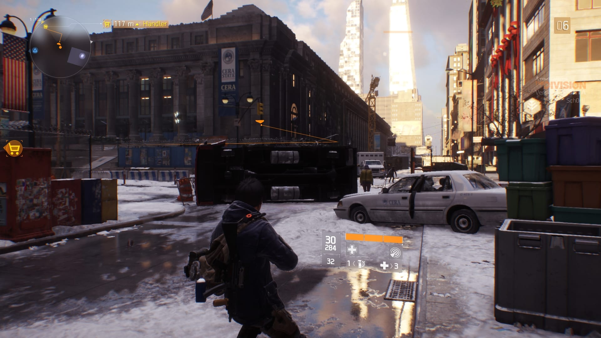Tom Clancy's The Division Beta Screenshot5