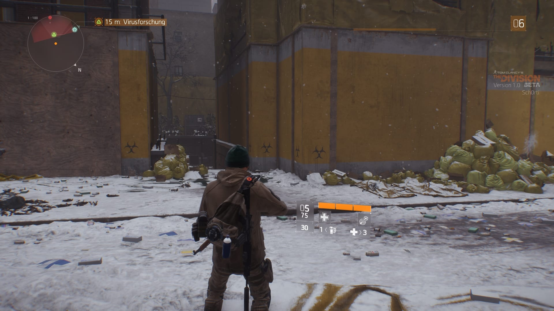 Tom Clancy's The Division Beta Screenshot6