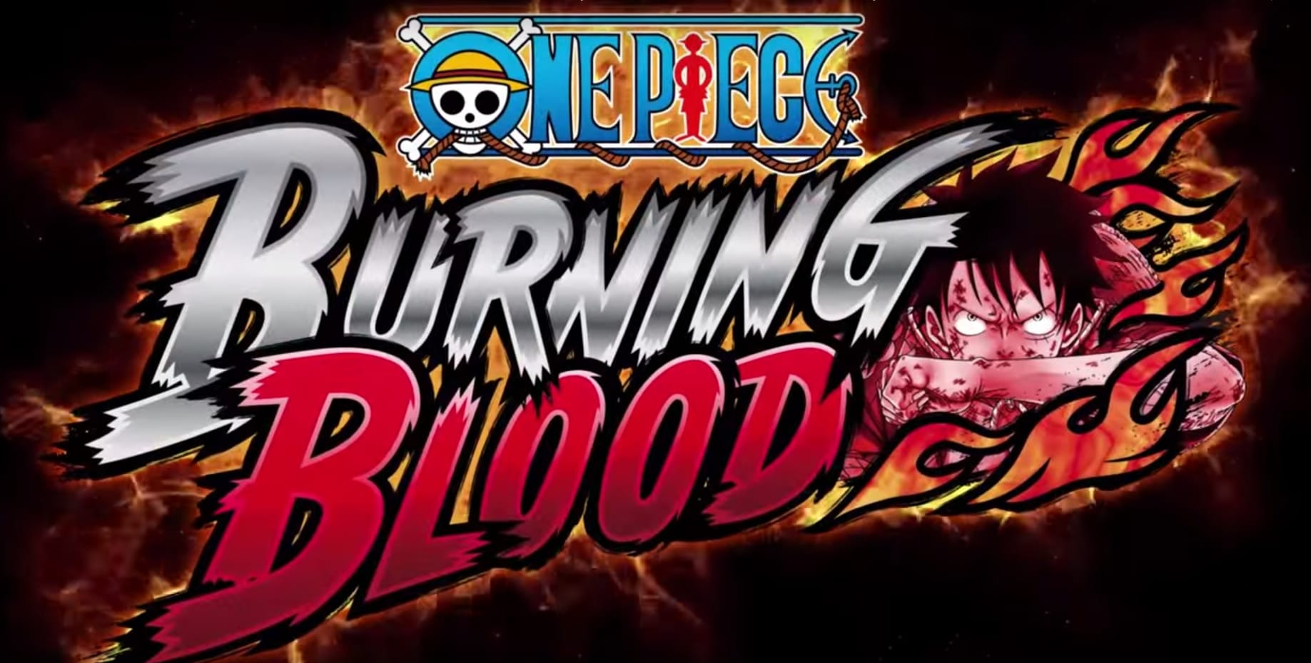 one piece burning blood news banner