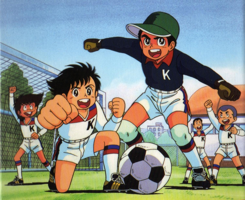 Kickers Anime