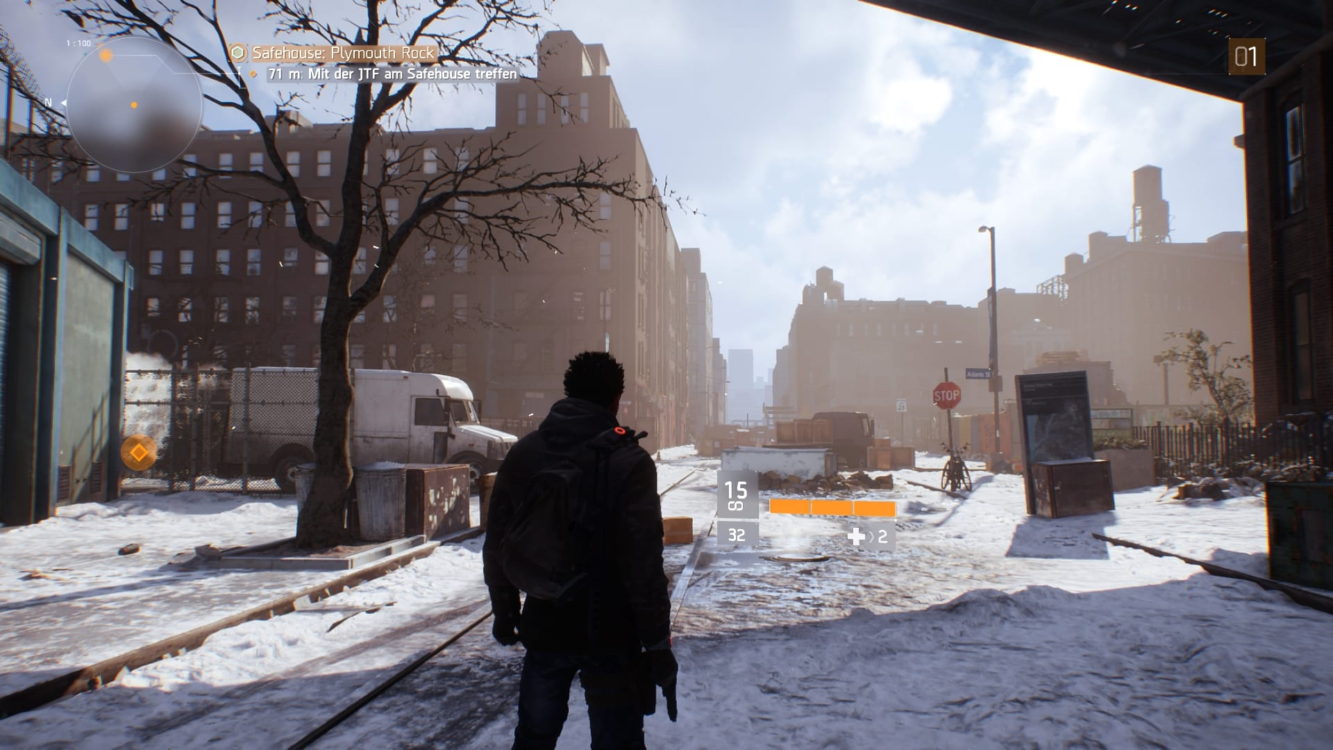 Tom Clancy's The Division Screenshot1