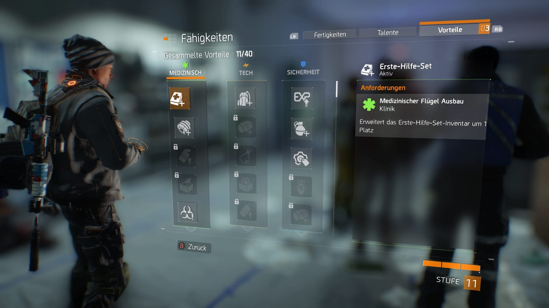 Tom Clancy's The Division Screenshot4