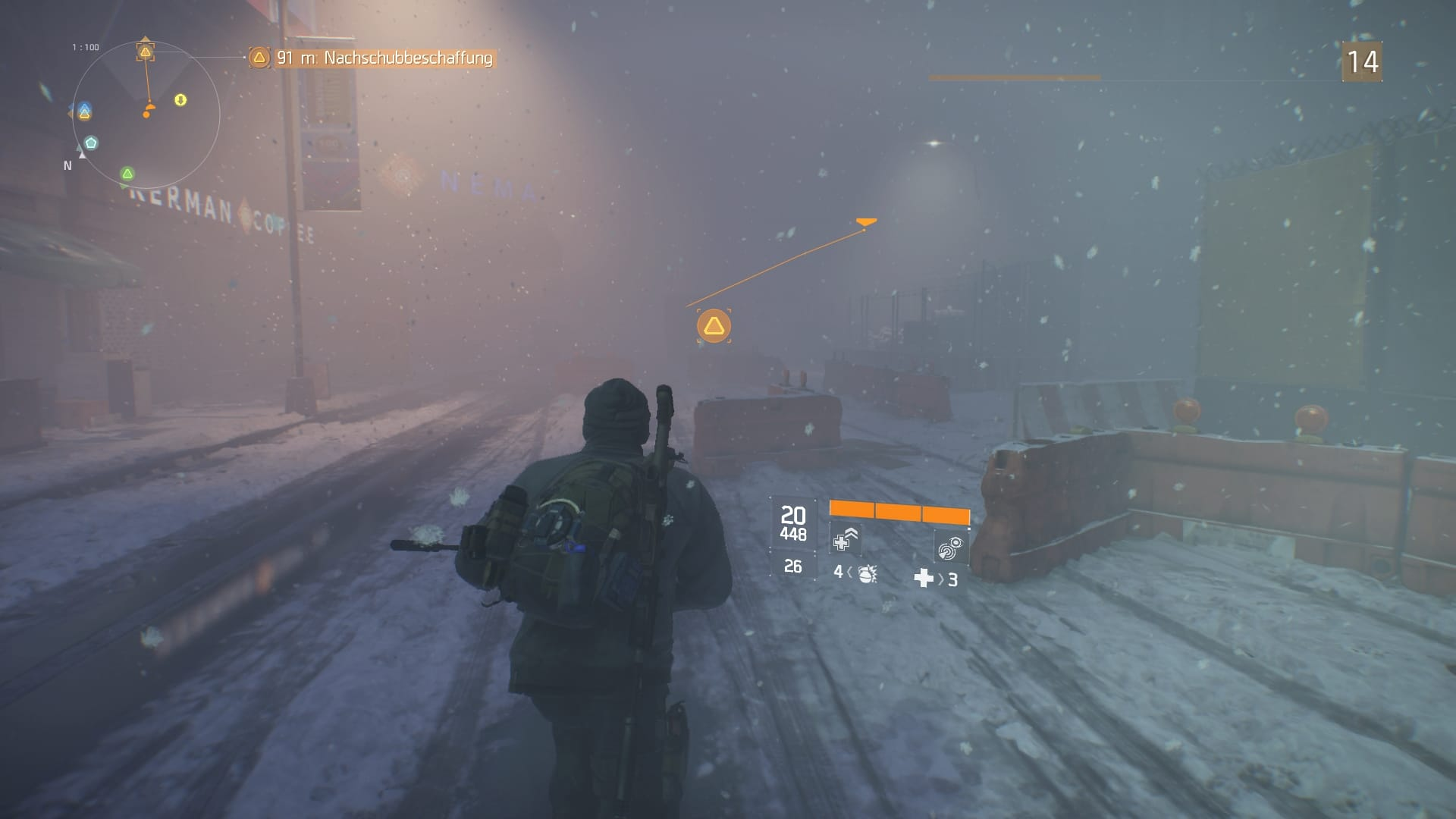Tom Clancy's The Division Screenshot6