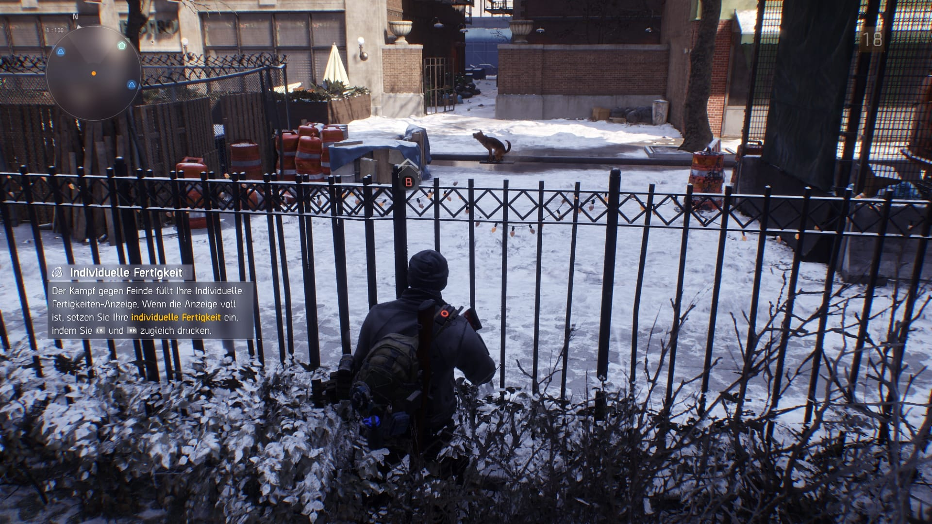 Tom Clancy's The Division Screenshot7