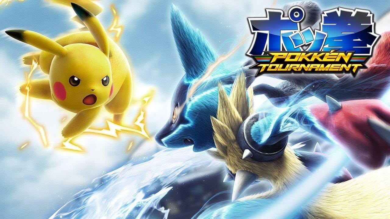 Pokémon Tekken news banner