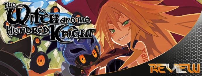 the witch and the hundred knight banner