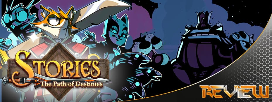 Stories The Path of Destinies banner