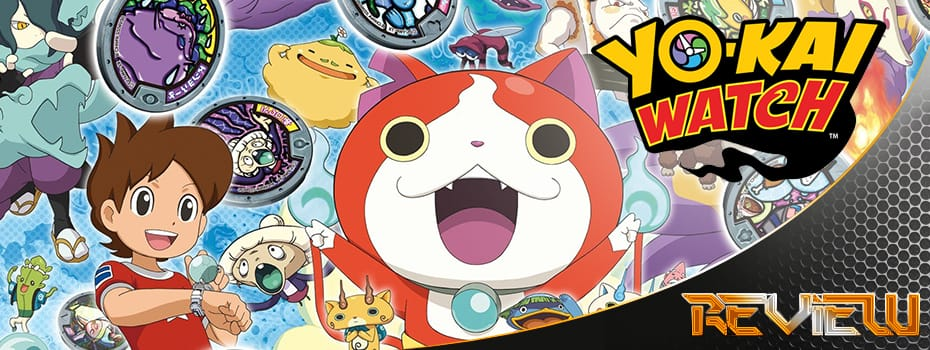 yokai watch banner