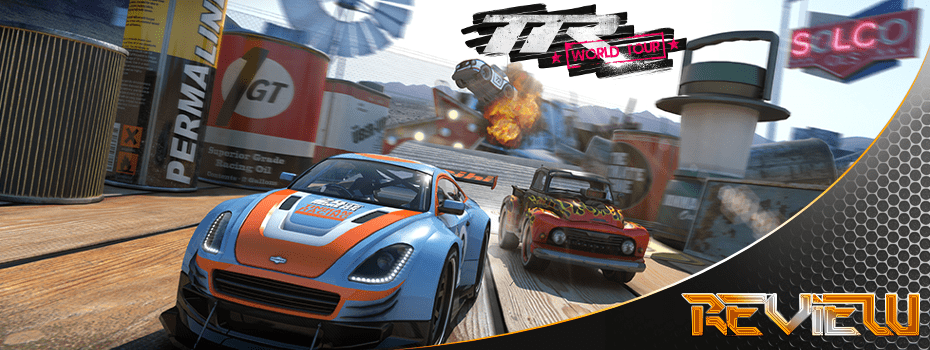 Table Top Racing – World Tour REVIEW