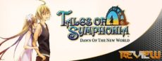 Tales of Symphonia Dawn of the New World banner