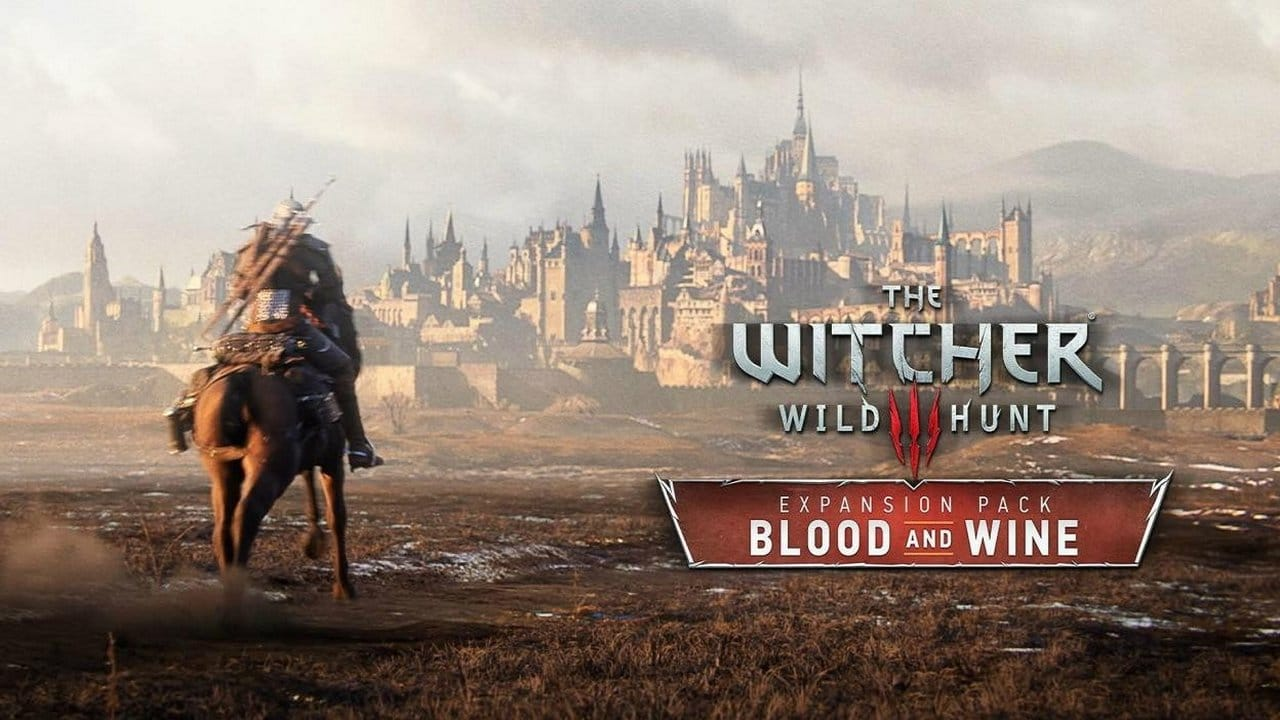 The Witcher 3 Blood and Wine Beitragsbild