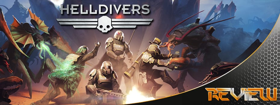 Helldrivers REVIEW