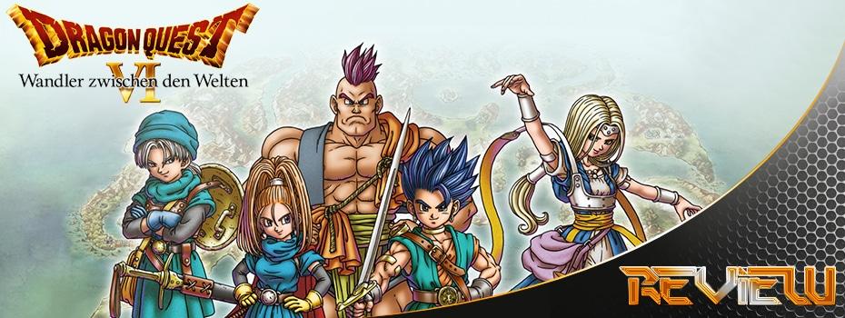 Dragon Quest VI Wandler zwischen den Welten banner